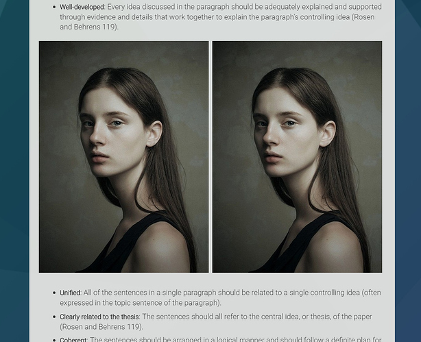 horizontal images