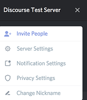 Set up Discord notifications using the discourse-chat-integration