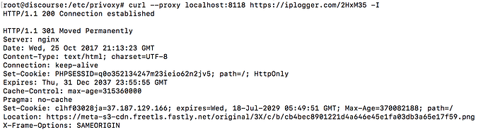 Discourse Link previews through a proxy server? - support
