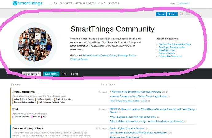 Smartthings Wiki