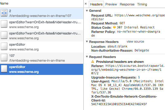 Embedding an AppEngine-hosted web app via IFRAME - support