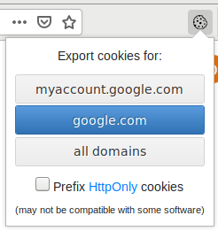 cookies.txt in Firefox