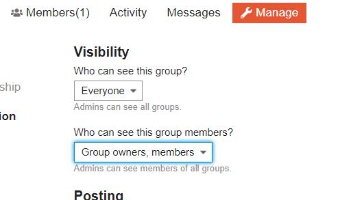 members-visibility