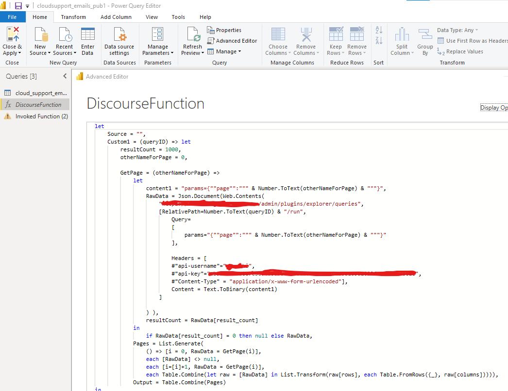 3_Discourse_PowerBI_Function