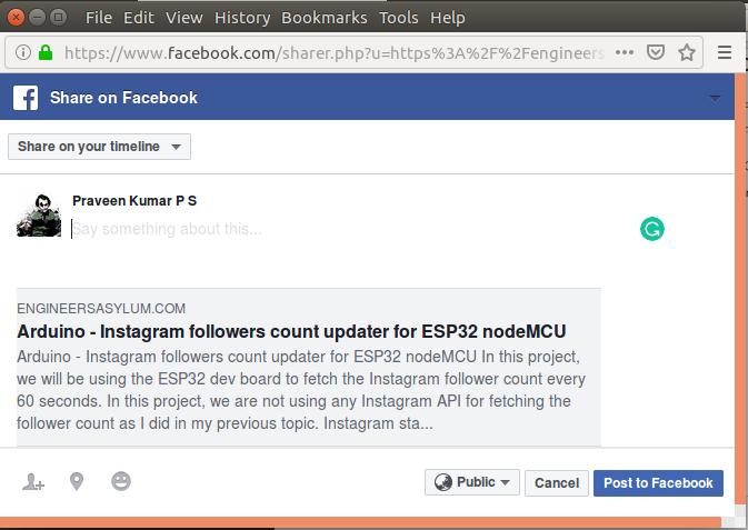 No opengraph image for facebook - support - Discourse Meta