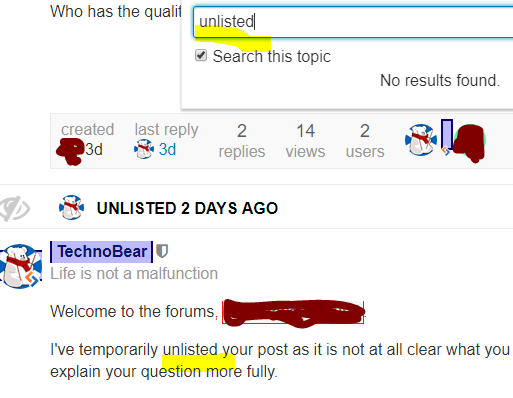 unlisted-search