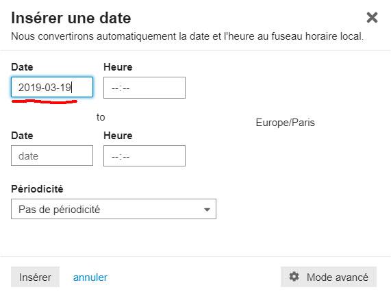 insert-date-format